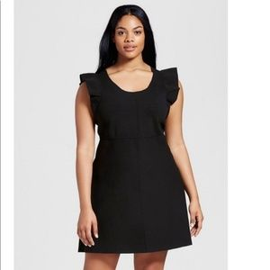 Victoria Beckham for Target Plus Size Dress
